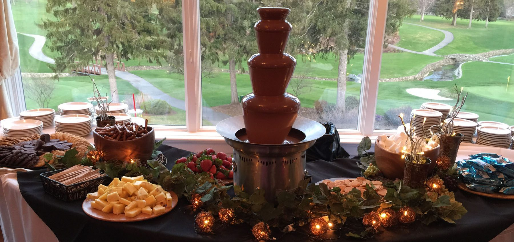 Buffalo Chocolate Fountains